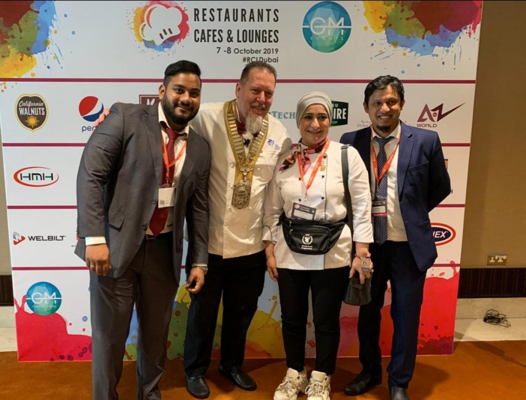 The 'Restaurants, Cafés and Lounges'event kicks-off in Dubai