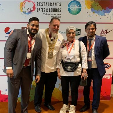 The 'Restaurants, Cafés and Lounges' event kicks-off in Dubai