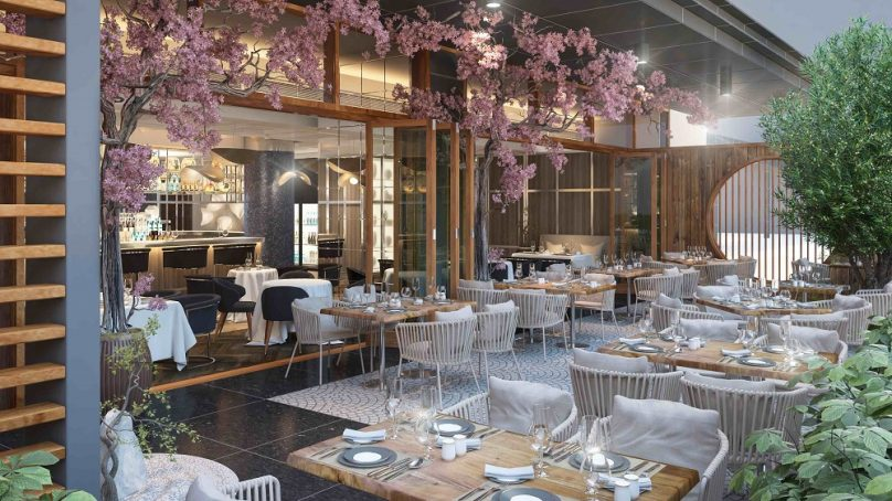 Chef Izu Ani launches soon to be open Aya in City Walk