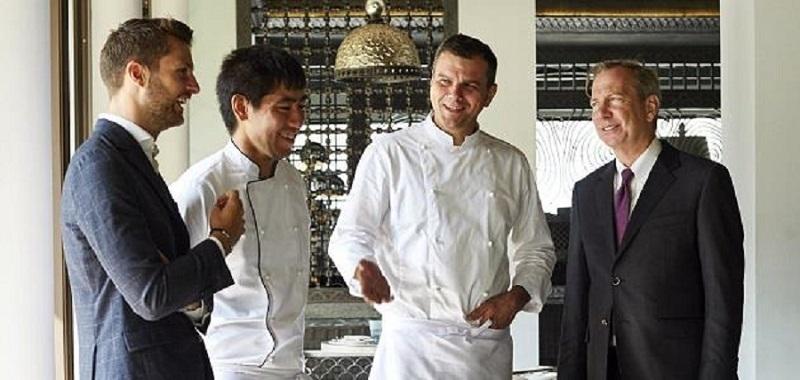 Jumeirah unveils four new signature restaurants