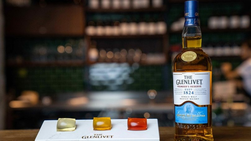 The Glenlivet breaks tradition with 'Capsule Collection'