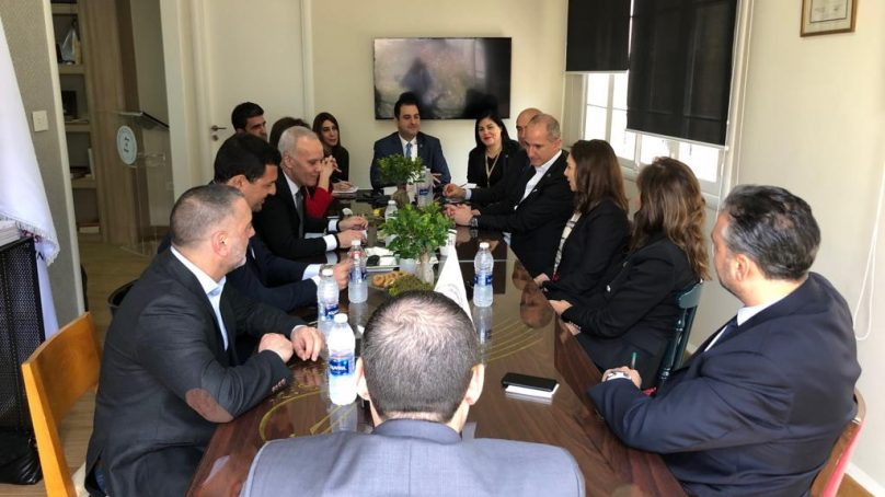 Demands of the Lebanese hospitality sector