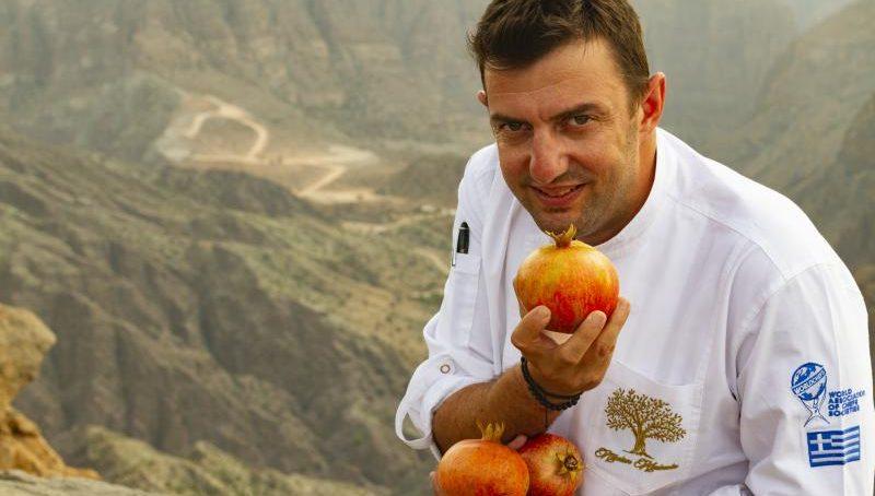 Anantara Al Jabal Al Akhdar's royal inspired culinary popup