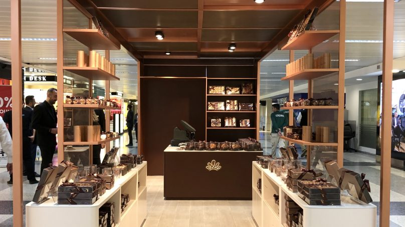Maison Noura opens in Beirut airport's duty free zone