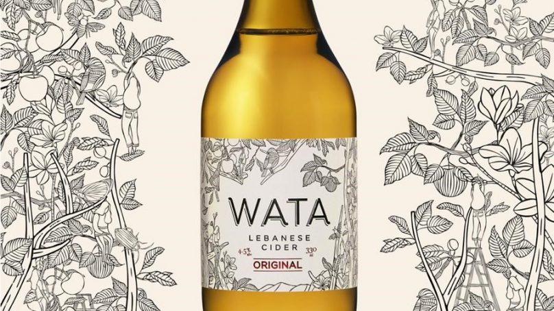 WATA, Lebanon's innovative apple cider brand
