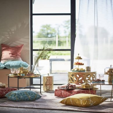 Nada Debs collaborates with IKEA for LJUV COLLECTION