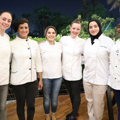 Region's leading female pastry chefs celebrated