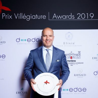 Le Gray Beirut wins the Prix Villegiature for Best Hotel Architecture