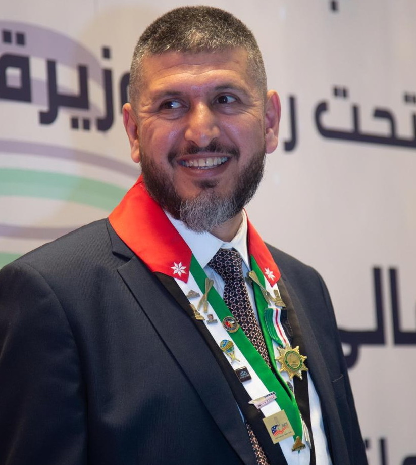 Shadi Abu Khadija elected president of the Jordanian Chefs' Association