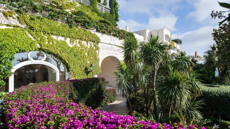 Jumeirah Group to manage Capri Palace in Italy
