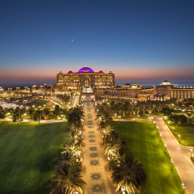 Mandarin Oriental to manage Emirates Palace in Abu Dhabi