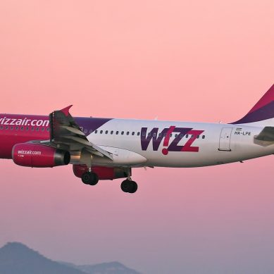 Wizz Air Abu Dhabi, the green airline, is underway