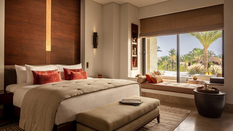 Anantara Tozeur Resort is welcoming guests in the desert