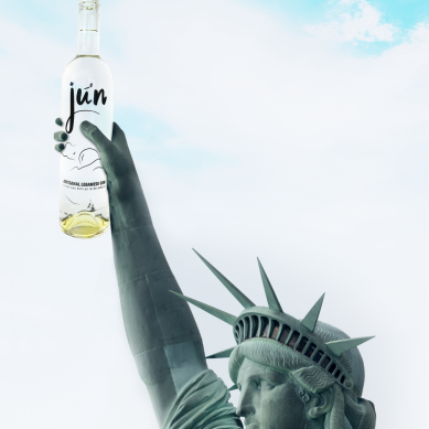 Lebanese gin brand 'Jun' now exporting to the USA