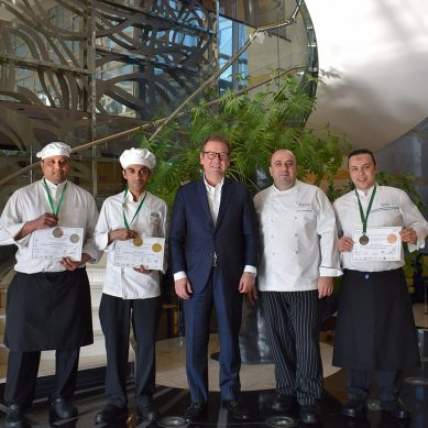 Millennium Hotel & Convention Centre Kuwait wins six medals at HORECA Kuwait 2020