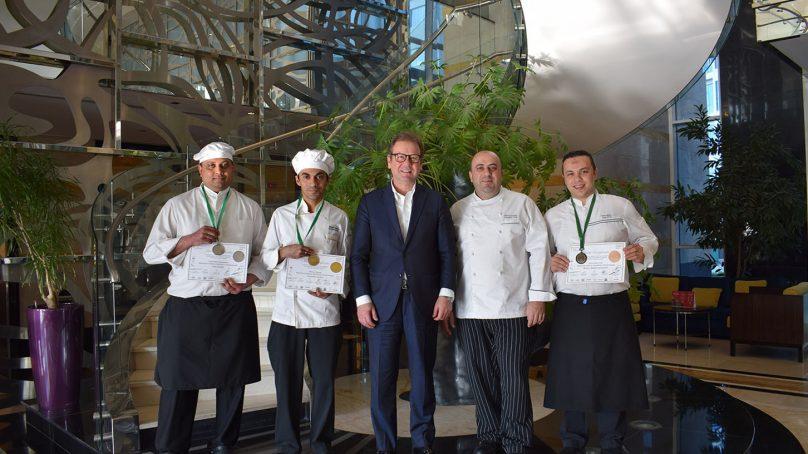 Millennium Hotel & Convention Centre Kuwait wins six medals at HORECA Kuwait 2020