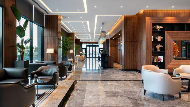 The 16th Radisson Blu hotel property opens in Turkey