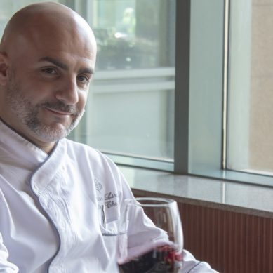 New challenge for Chef Cristian Lisci, Four Seasons Cairo