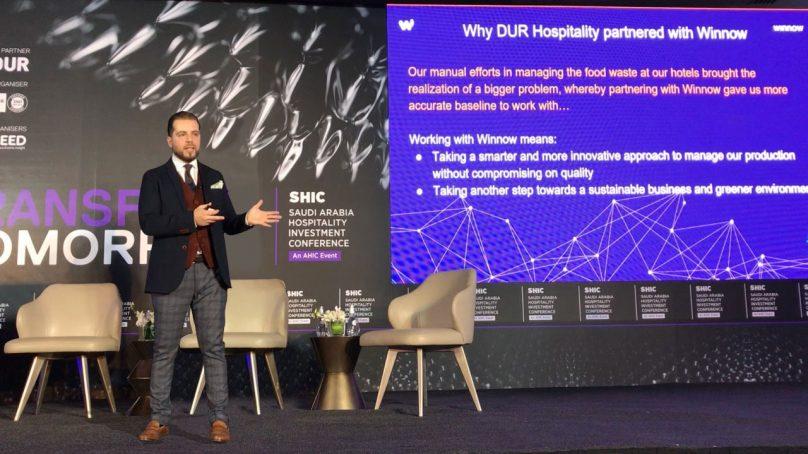 Dur Hospitality launches an advanced food detection tech at Riyadh Airport