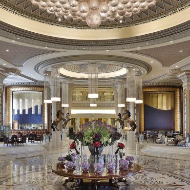 106 hotels in the Middle East, Africa, and Indian Ocean honored in Forbes Travel Guide
