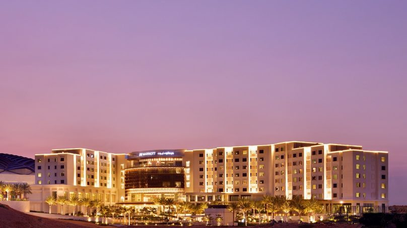 JW Marriott debuts in Muscat with JW Marriott Muscat