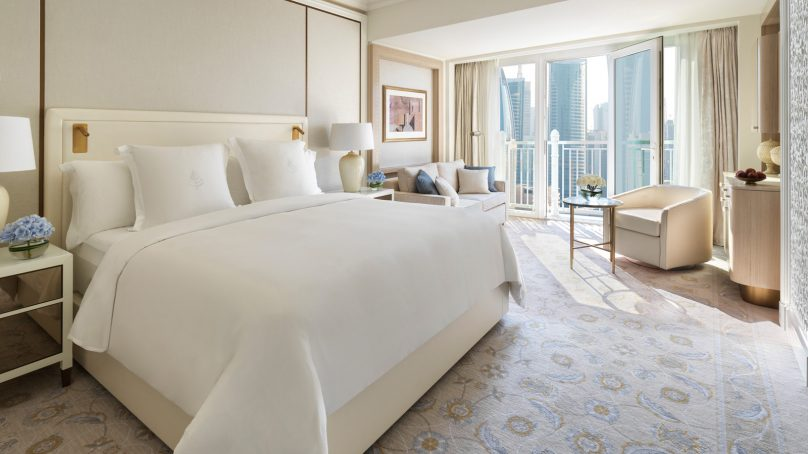Four Seasons Hotel Doha reopens after complete revamp