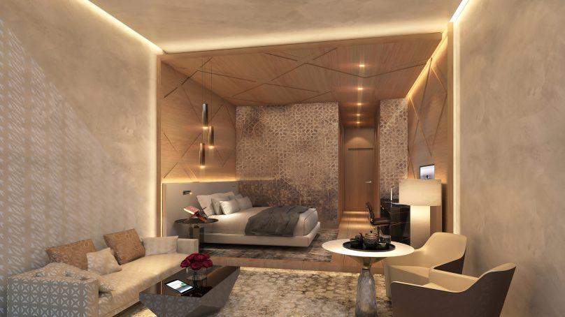 756-room Grand Hyatt branded Hotel underway in Makkah