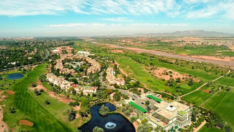 Rotana debuts in Morocco, manages five-star Palmeraie Resort