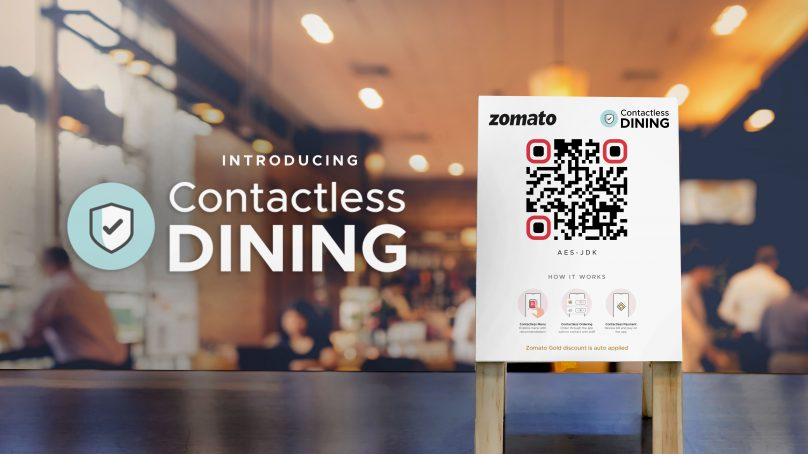 Exclusive: How Zomato's Contactless Dining will revolutionize the way we dine