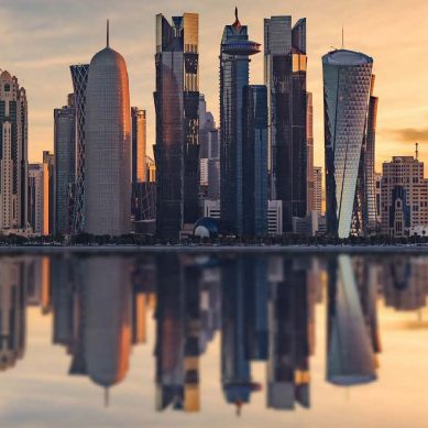 Qatar Sees Light At The End Of The Tunnel