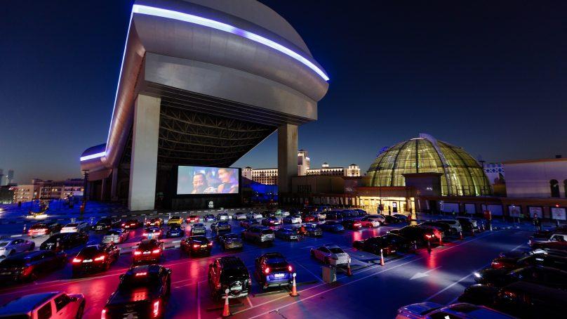 Majid Al Futtaim launches VOX Cinemas Drive-in at Mall of the Emirates