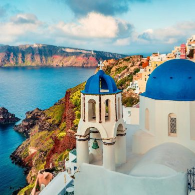 Greece: A Lesson In Mastering Tourism