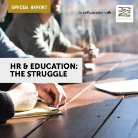 HR & Education: The Struggle