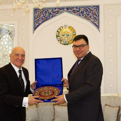 UAE hospitality experts to help develop Uzbekistan's hotel industry