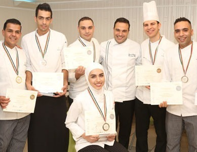 InterContinental Jordan Hotel won 13 HORECA awards