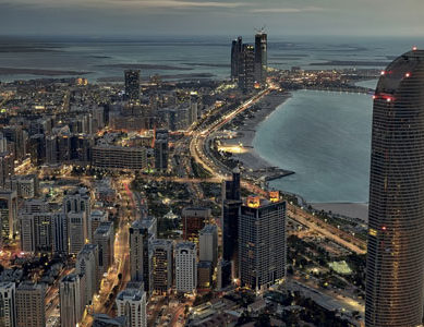 4.9 million people stayed in Abu Dhabi in 2017