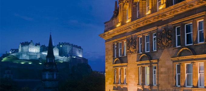 Abu Dhabi-based investor Twenty14 Holdings buys Edinburgh's Waldorf Astoria-The Caledonian