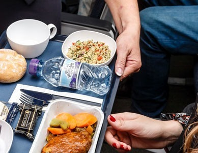 British Airways invests in substantial new catering for world traveler customers