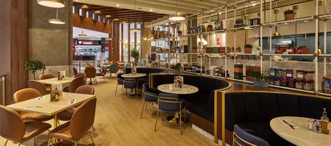 Carluccio's Mirdif City Centre re-opens after refurbishment