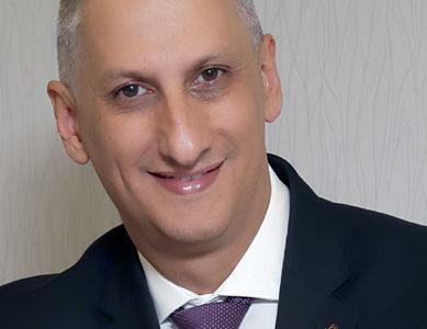 Carlos Malliaroudakis new GM of Intercontinental Jordan