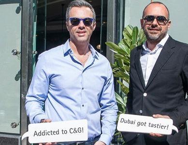 Casper & Gambini's opens in Dubai
