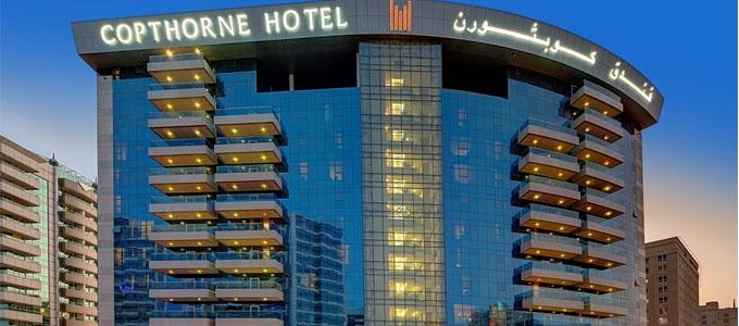 Copthorne Hotel Dubai begins refurbishment work on gym and restaurant