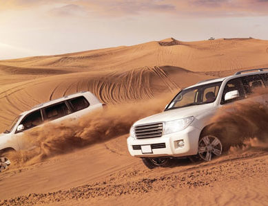 Sharjah issues permits for tourism vehicles to enter the desert