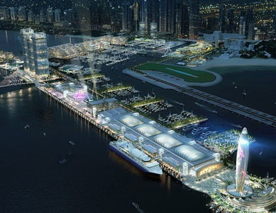 Meraas' Dubai Harbour to have a second cruise terminal
