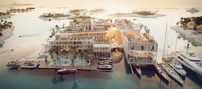 Kleindienst Group launches The Floating Venice