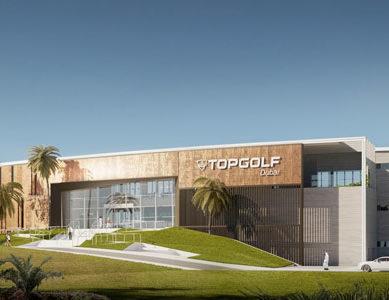 Topgolf to open a venue in Dubai