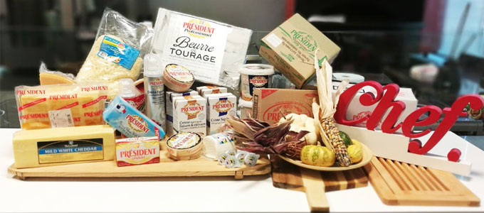 Chef Middle East partners with Lactalis