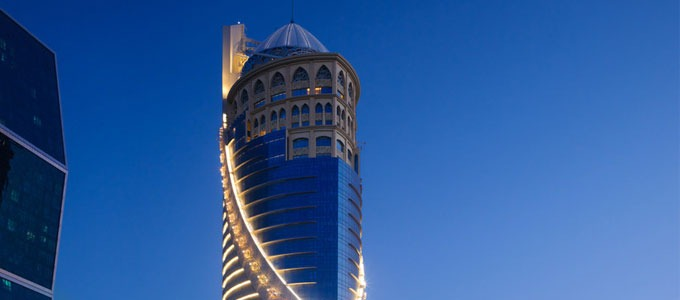 Mondrian Doha is now open