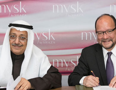 Shaza Hotels sign their first Mysk in Kuwait