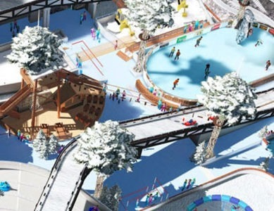 Oman will have its first snow park this year